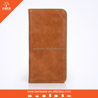 Fit for iPhone 6 genuine leather with PC cell phone case