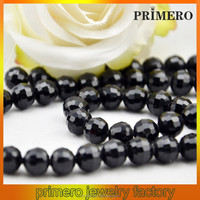 PRIMERO Beaded materials wholesale Imitation Austrian crystal necklace diy crystal beaded necklace ball beads necklace