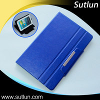 Wholesale tablet accessories universal Anti-fall Flip Tablet Holster tpu pc leather case for 7 7.85 7.9 8 9 10 10.1 inch