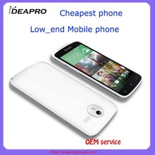 M805-4.7inch Cheapest touch screen mobile phone with TV WIFI FM