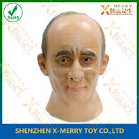 X-MERRY High Quality Latex Mask,Putin Mask,Halloween Easter Costume Party Mask Person Mask