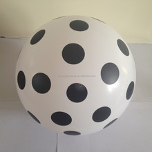 fine quality 12 inch color print ballons