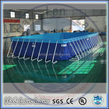 outdoor air water jet 40m*25m*1.32m