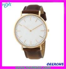 Aliexpress wholesale thin cheap custom mechanical watch design latest hand watch