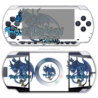 Colorful skin for SONY PSP 1000 SKIN STICKER DECAL COVER