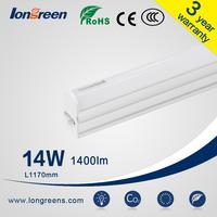 UL ETL listed integrated linear fixture led tube light t5 14w T5 led lighting t5 light 4ft 14W 18W
