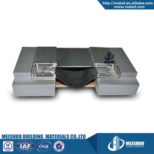 Metal Concrete wall joints in block wall buildings
