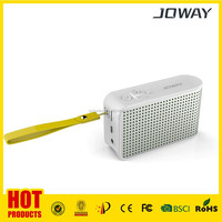 Built-in latest CSR bluetooth 4.0 module, rapid connection, unlimited wireless new life Support bluetooth Speaker 4.0