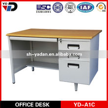 best quality new arrival glass computer desk/office cheap computer table