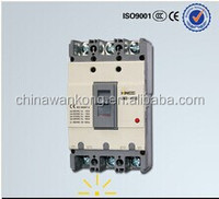 3P 100A Current circuit breaker mccb wecome group wenzhou