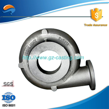 Alibaba trade assurance sand casting foundry OEM customized products ductile grey casting iron