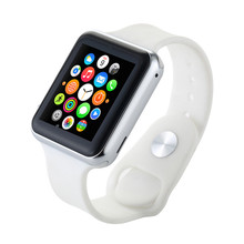 "New model watch mobile phone 1.55"" Multi touch screen watch cell phone"