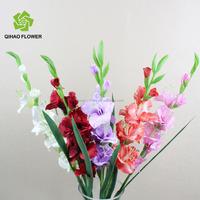 modern home decor artificial gladiolus flower bulbs for sale