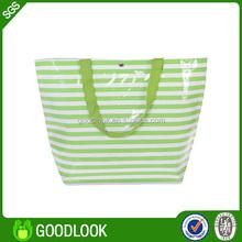 reusable waterproof pp woven bag recycled shopper GL180