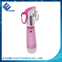 Portable Battery-operated Mini Water Spray Cooling Fan for Sport Beach Travel