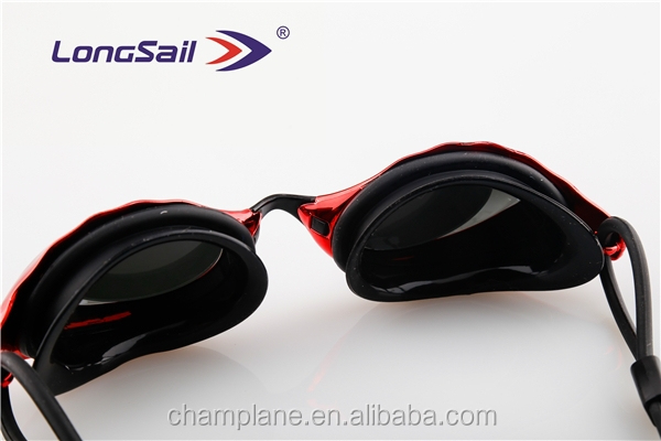 2016 adulti silicone nuoto occhiali da corsa ingrosso abitudine fare