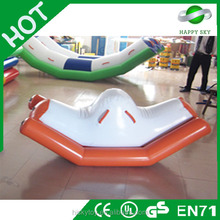 2015 hot Fashion design inflatable water blob,inflatable water sport games,water jigging bed