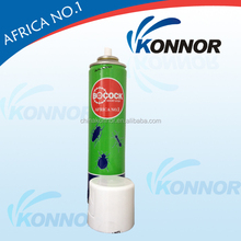 household Effectively and powerful aerosol insecticide spray