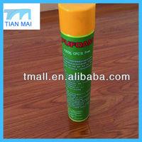 800g low expansion pu foam sealant