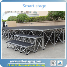 ONLY 49.90USD folding Stage for Sale Cheap Folding Portable Stage Outdoor stage design