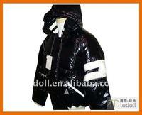 most stylish designed shiny nylon jacket for men
