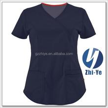 best selling fashionable nurse medical uniform design