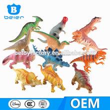 Misto de atacado brinquedos de dinossauros brinquedos de importação diretamente da china