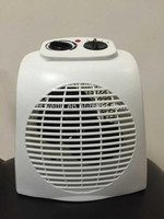 Fan Heater with Thermostat Control with ETL and CETL 1500W