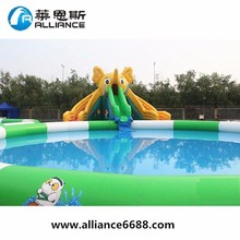 fire truck inflatable water slide giant inflatable water slide