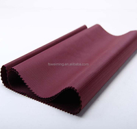 PVC / PU Coated Polyester Fabric For Bag