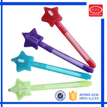 High quality invisible ink star uv marker pen for promotion