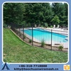 Pool Fence / Swimming Residential Fence / Steel Pool Fence