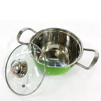 enamel kitchenware colorful cast iron flavor stone cookware