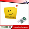 greeting card voice chip /voice recording card module