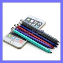 Stylus 2 In 1 Writing Sparkling Pencil Touch Pen for iPad iPhone Android Mobile Phone Tablet PC