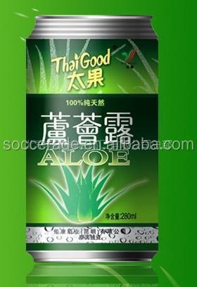 250ml canned Aloe vera juice drink