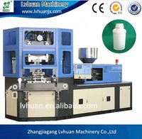 plastic drug bottle injection blow making jobs machines ibms