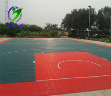Tennis Court Interlocking PP Flooring Mat