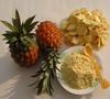 Sweet Freeze Dried Pineapple Supplier