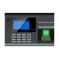 New generation 360 degrees identification fingerprints time recording terminal BY-8100TDE