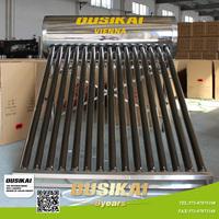 Sun Power Green Energy Stainless Steel Vacuum Tubes Solar Water Heater 150liters