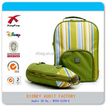 600D picnic cooler bag, picnic bags for girls, 2 person camping picnic set backpack
