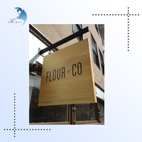 High Quality digital print Wooden Blank Plaque,pine wood Hanging Plaque Decoration