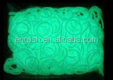 2014 Latest Fashion Wholesale Loom/glow in dark