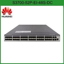 HUAWEI 52 ports enterprise switch S3700-52P-EI-48S-DC