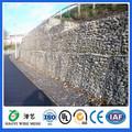 Buscar 60x80mm gavión alambre cesta, piedra cesta retiene muro con bajo precio y mejor calidad