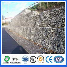 Search 60x80mm gabion wire cage, rock basket retaining wall with low price and best quality