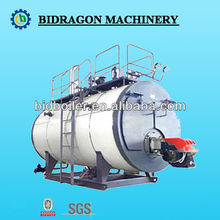 wns 0.5-28 tons oil gas fired steam boiler sale good price