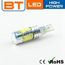 T10 BA9S H1 H3 880 881 Car Lights LED Fog Bulb Lamp For Auto