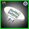 wholesale custom logo metal hat clip